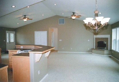Room Remodel by NW Building and Development