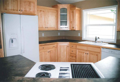 Kitchen Remodel by NW Building and Development