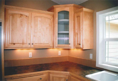 Custom Kitchen by NW Building and Development