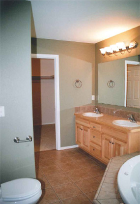 Bathroom Remodel by NW Building and Development