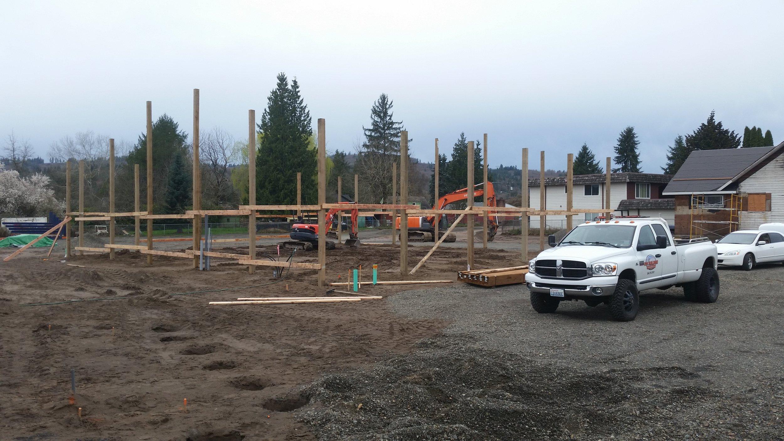 Pole Building — NW Building & Development