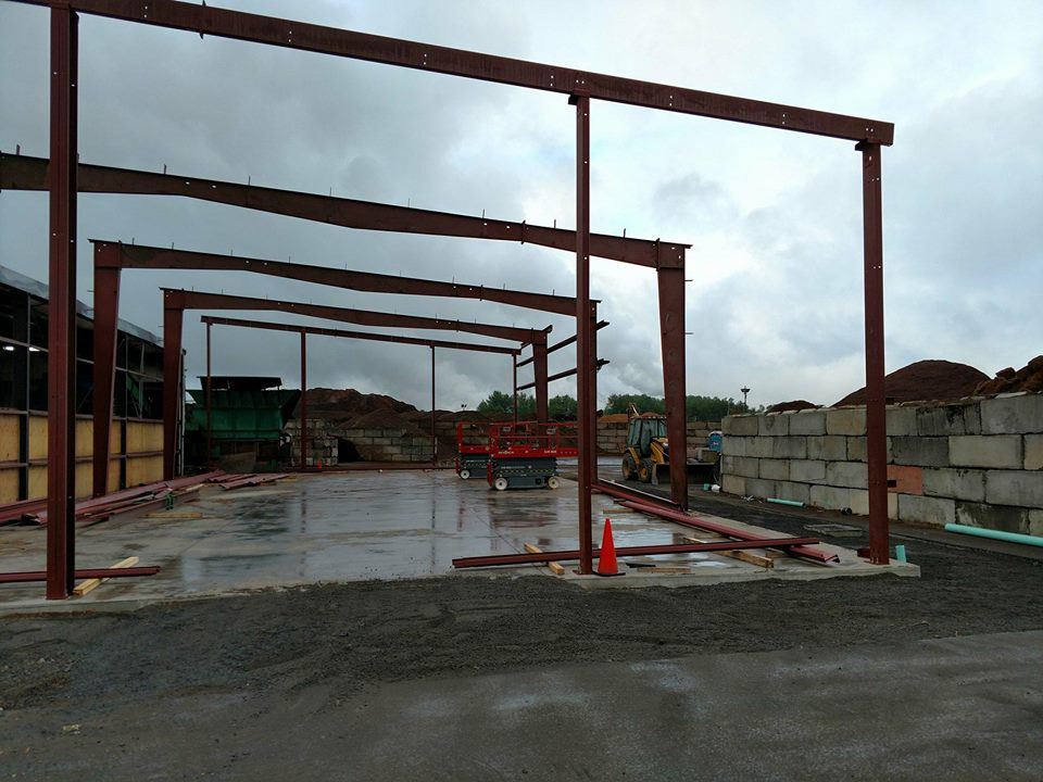 Steel Structures by NW Building and Development