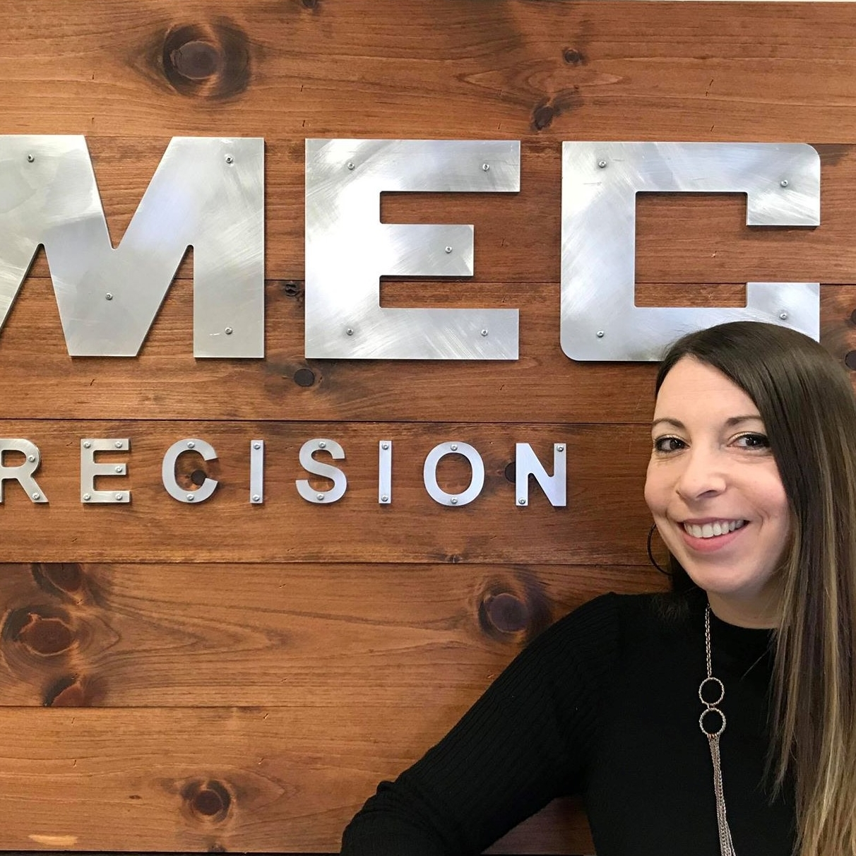 Sabrina Tardif - Procurement and logistic Manager