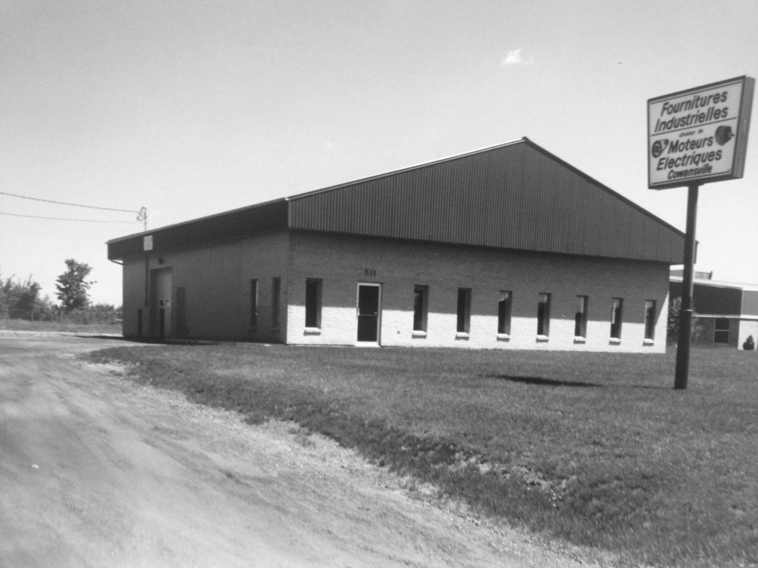 The cowansville factory