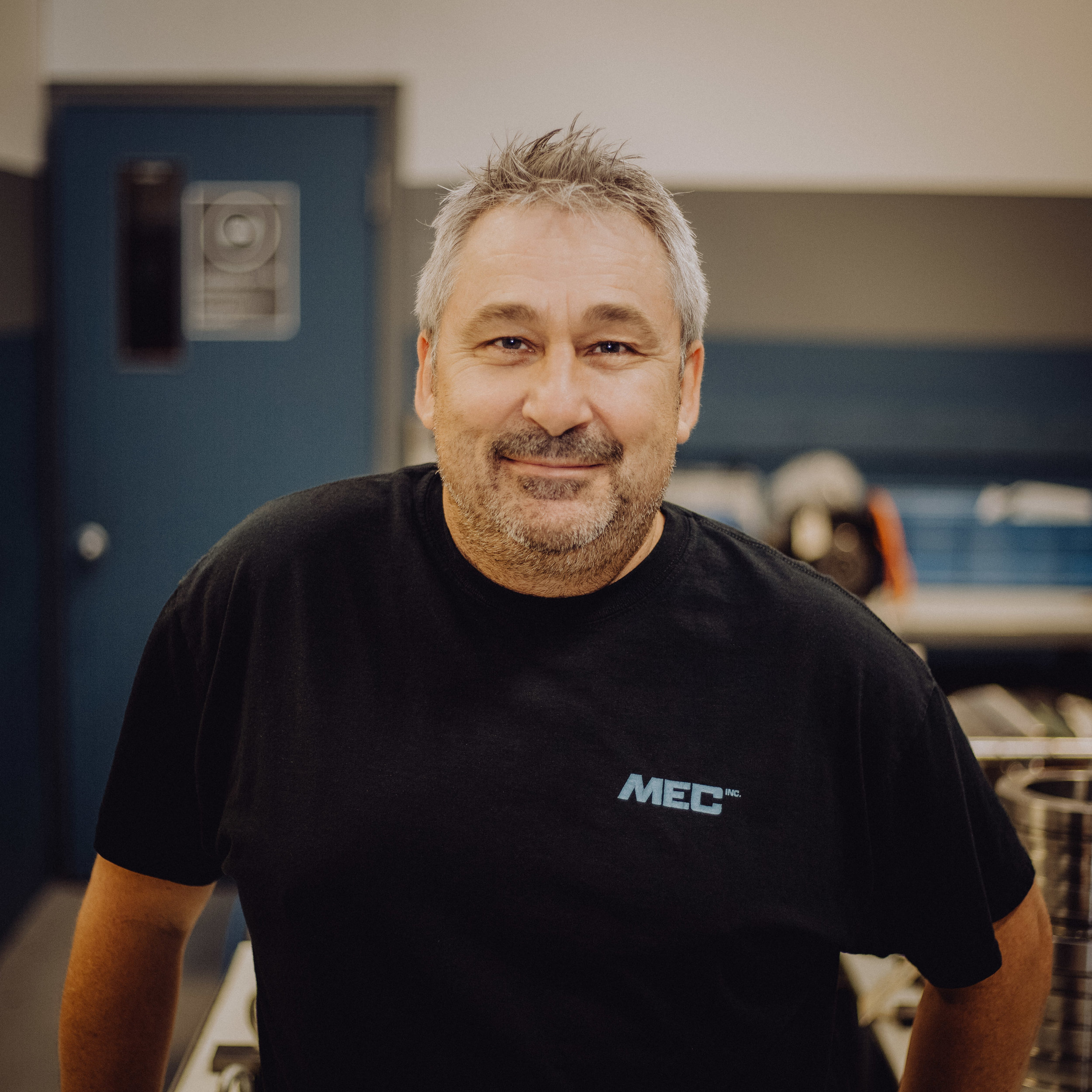 Marc Chabot - Mechanical Workshop, ManagerMarc has nearly 30 years of experience in the world of electric motor. All steps of motor repair have no secrets for our highly respected workshop manager.Within the MEC PRECISION team for over 20 years, Marc ensures that there is to do for each member of his team and in the best conditions, so is his mission.
