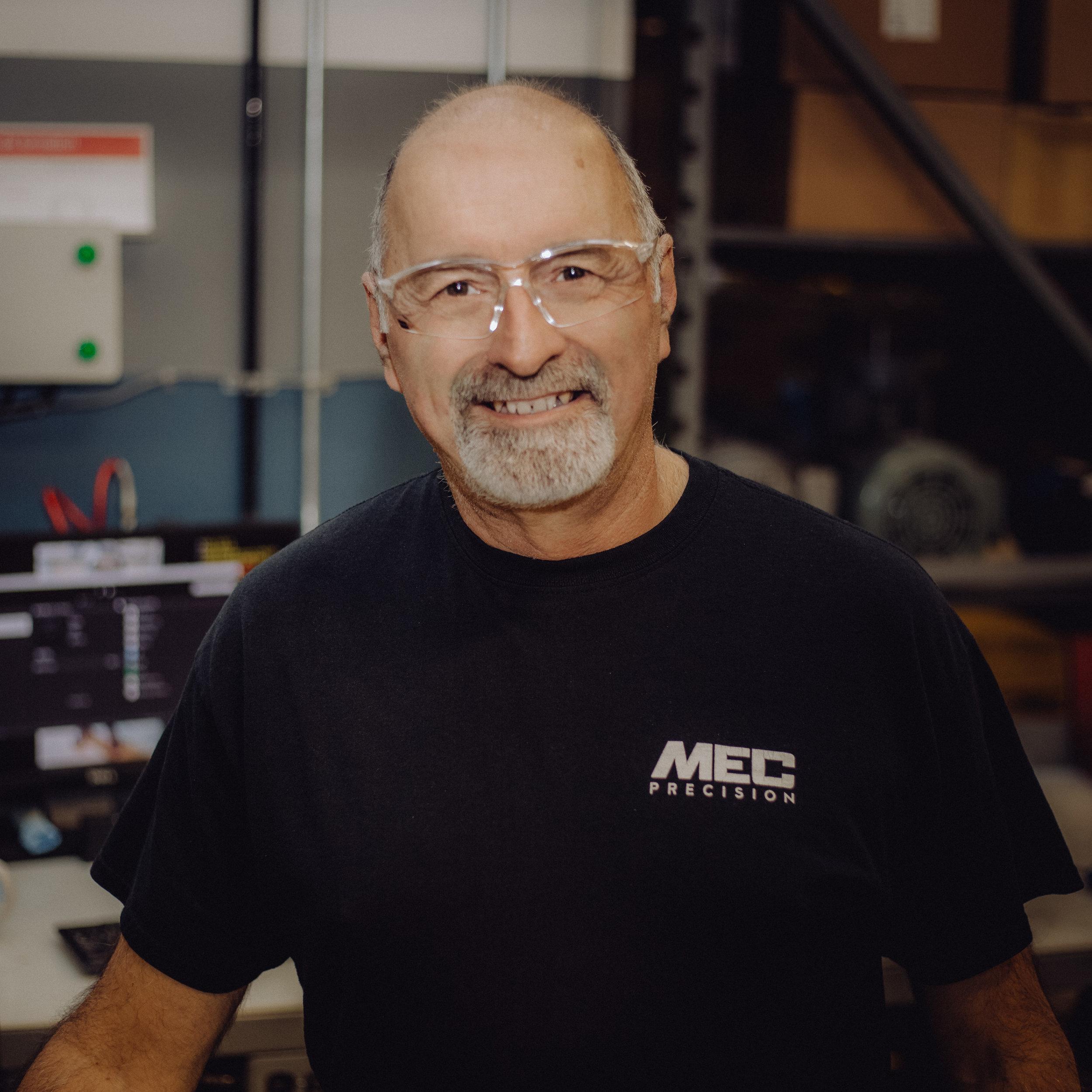 Carl Lajeunesse - AC/DC Technician