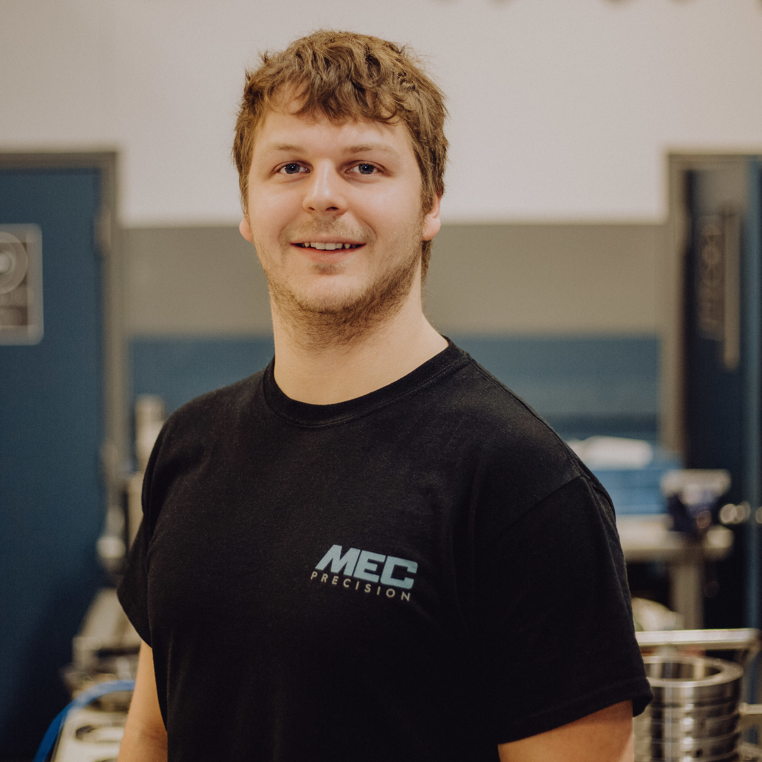 Marc-Antoine St-Pierre - Servomotor Technician
