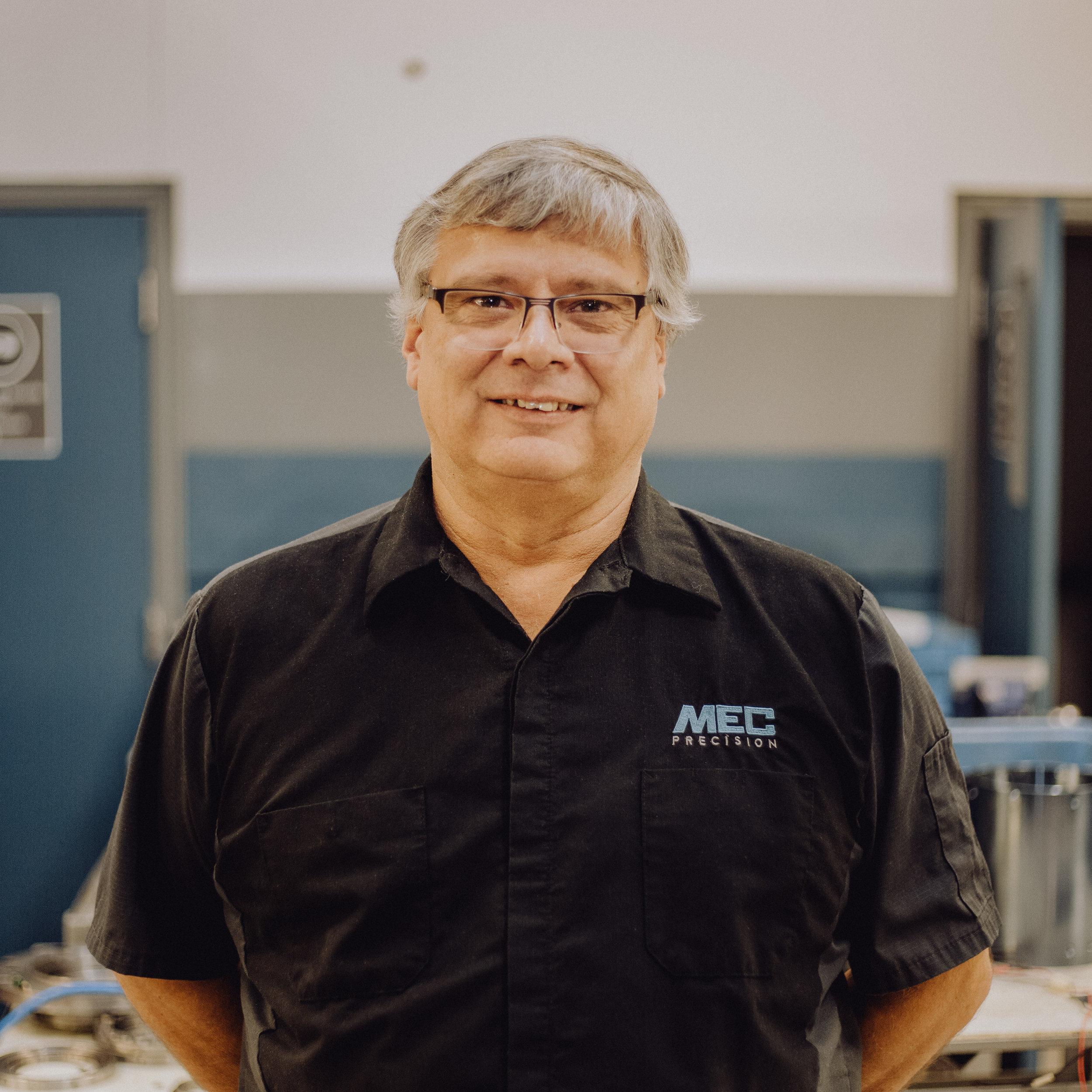 Dennis Gorham - Quality Controller