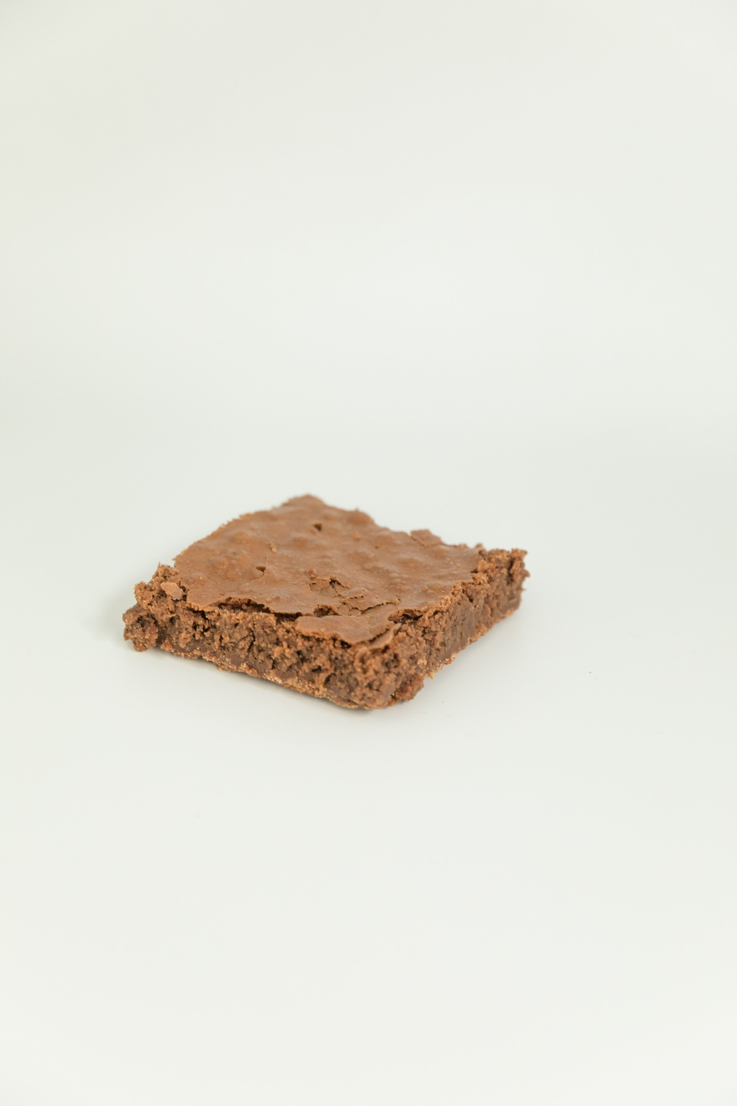 delicious brownies with chocolate chunks