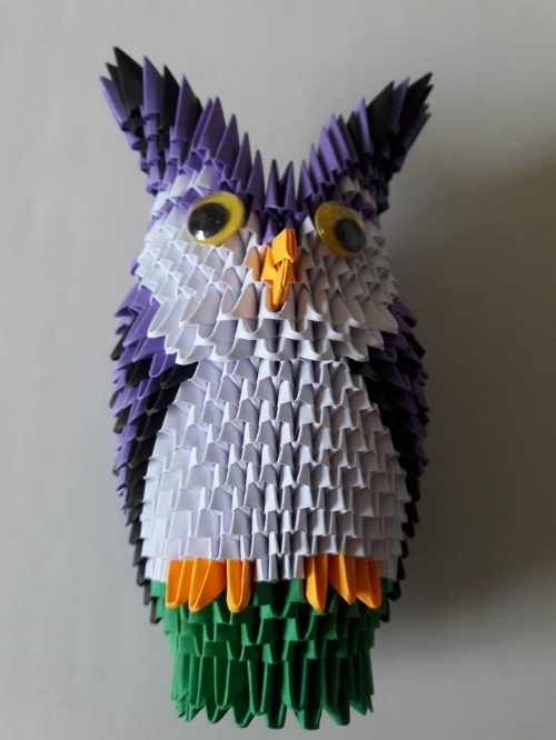 3D Origami Art Studio,June 1- 5, booth #4