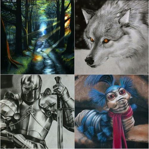 The Wandering Muse, June 6-10, Gateway Plaza, Booth 35