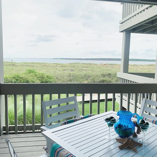 A few rain clouds won't spoil this view from today's Seabrook showings ☔️ #discoverseabrook