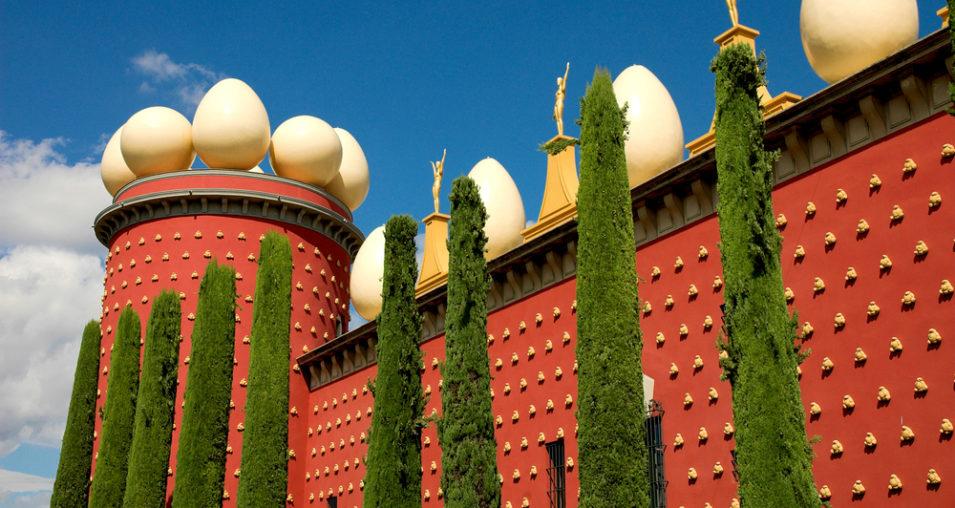 Figueres dali museum -