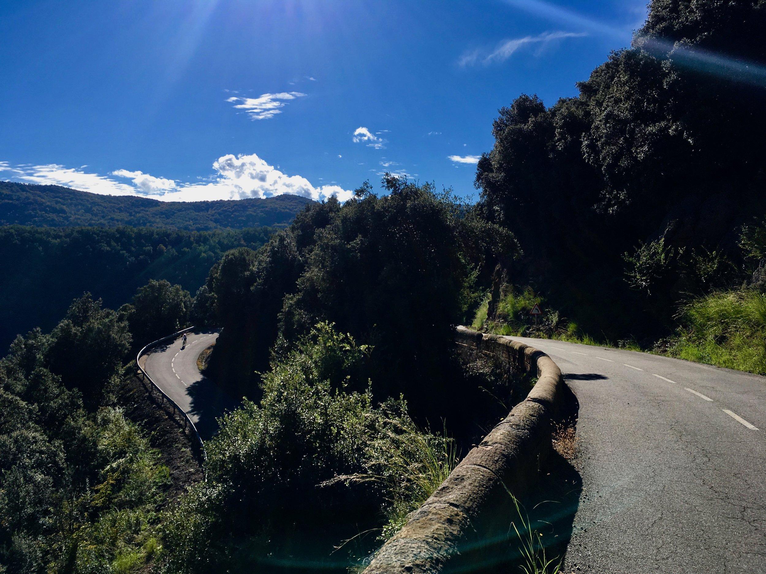 Girona cycling holiday