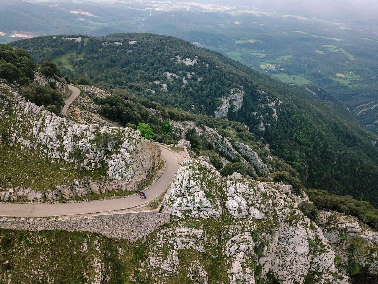 D'El Mont Girona Climb