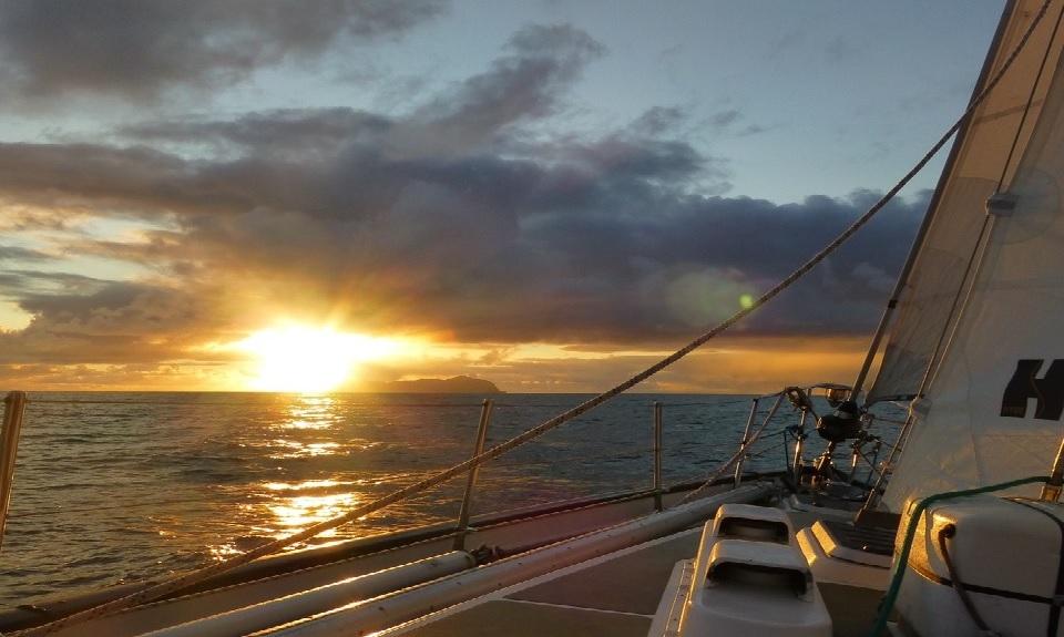 A St. Kilda Sunset!