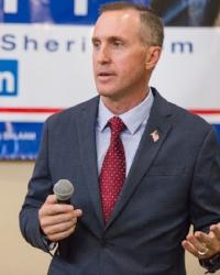 Darin Balaam, Washoe Cnty Sheriff (Unaffiliated)