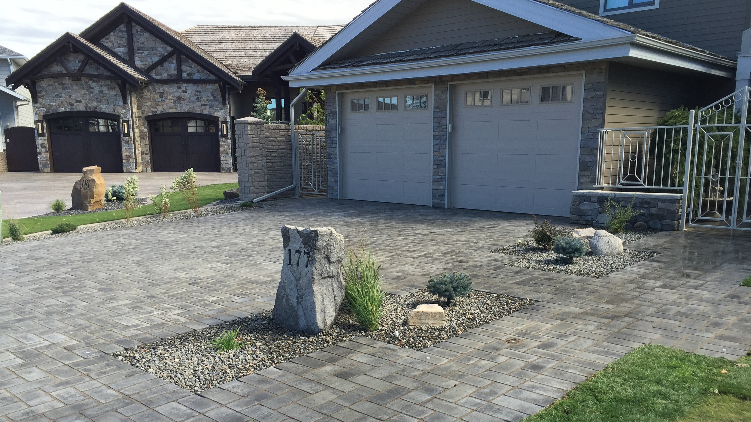 Comparing Paving Stone vs  Other Pavement — Hilgersom Inc