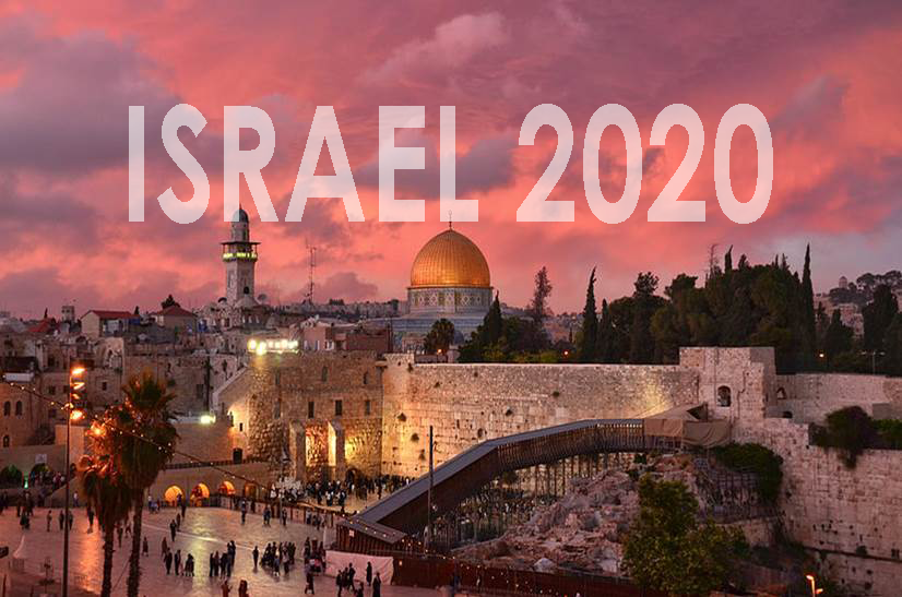 "Amazing Trip! - JUNE 8-17, 2020If you would like to ""walk where Jesus walked"" then sign up for this awesome trip to Israel next summer. Only 30 spots are available! Click the link below for a daily itinerary of the trip.REGISTRATION & ITINERARY"