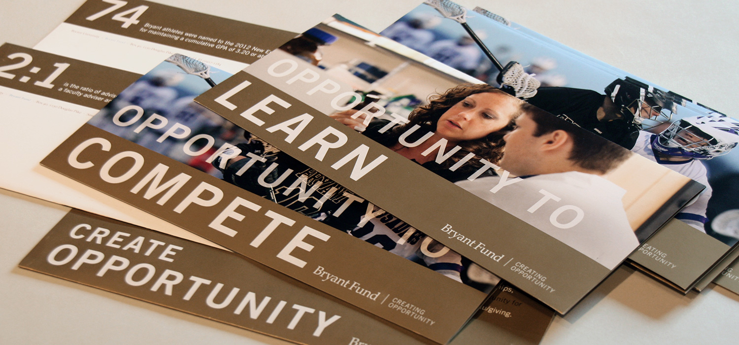 The Bryant Fund: Creating Opportunity