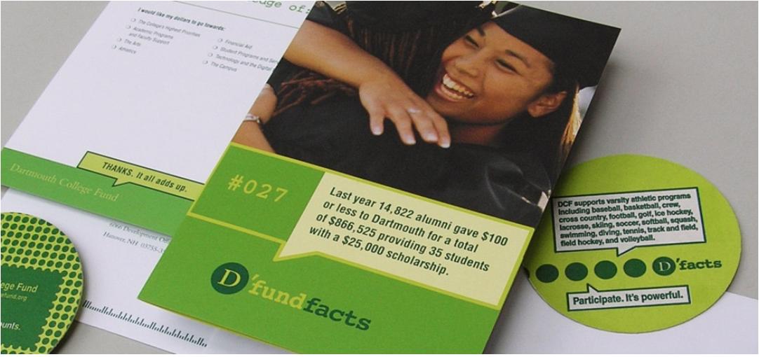 Dartmouth College Fund: D'Fund Facts