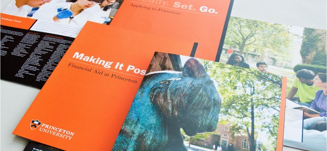 Princeton University Admissions Publications