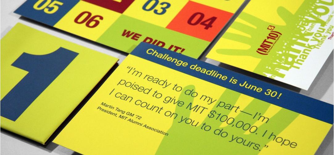 MIT Power of Participation Campaign