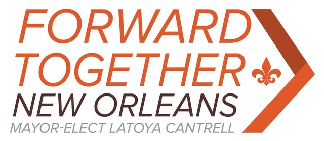 Mayor Latoya Cantrell site logo