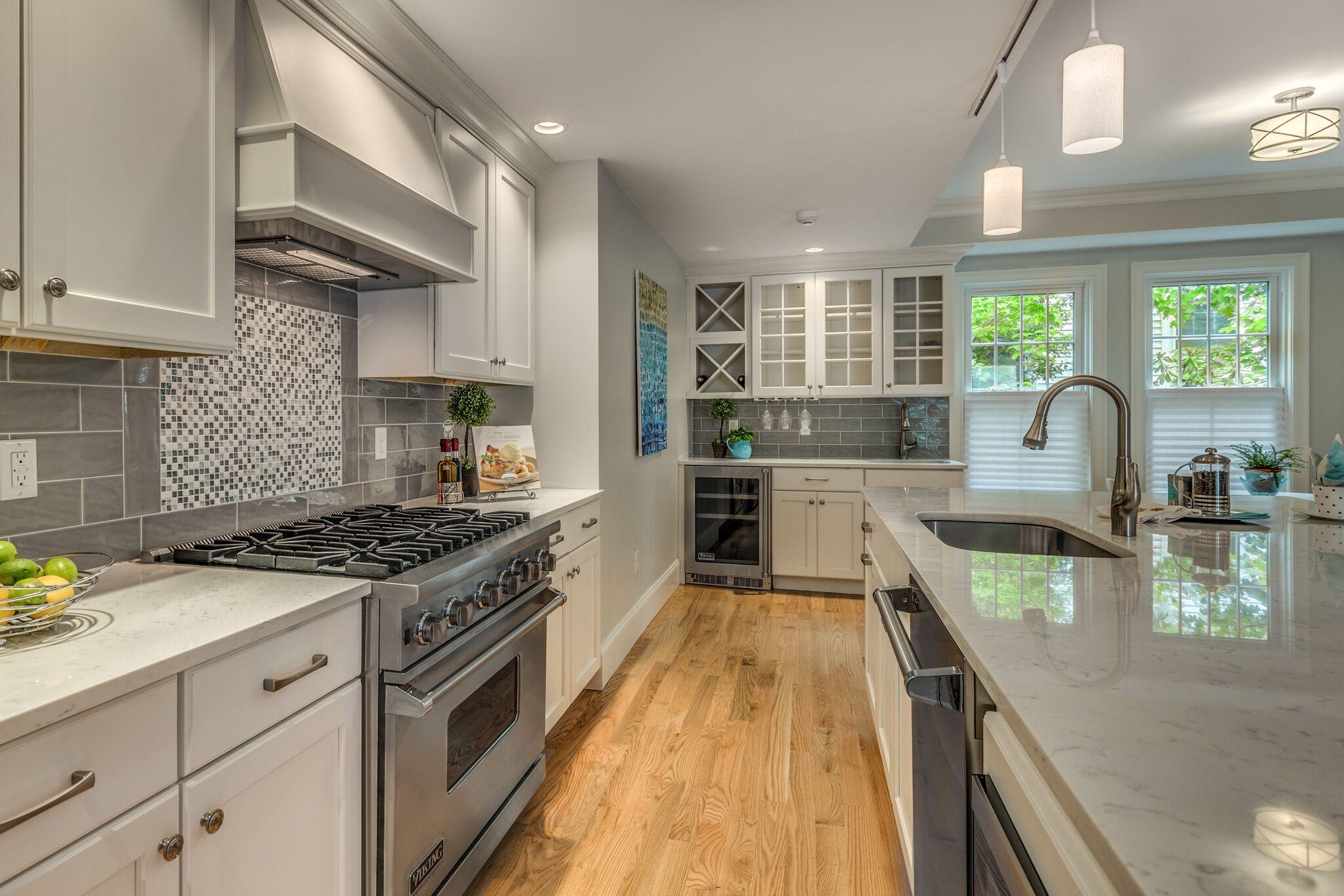 RETHINK YOUR HOME.     Creative Design Interiors Kitchen & Baths   Our Latest Work