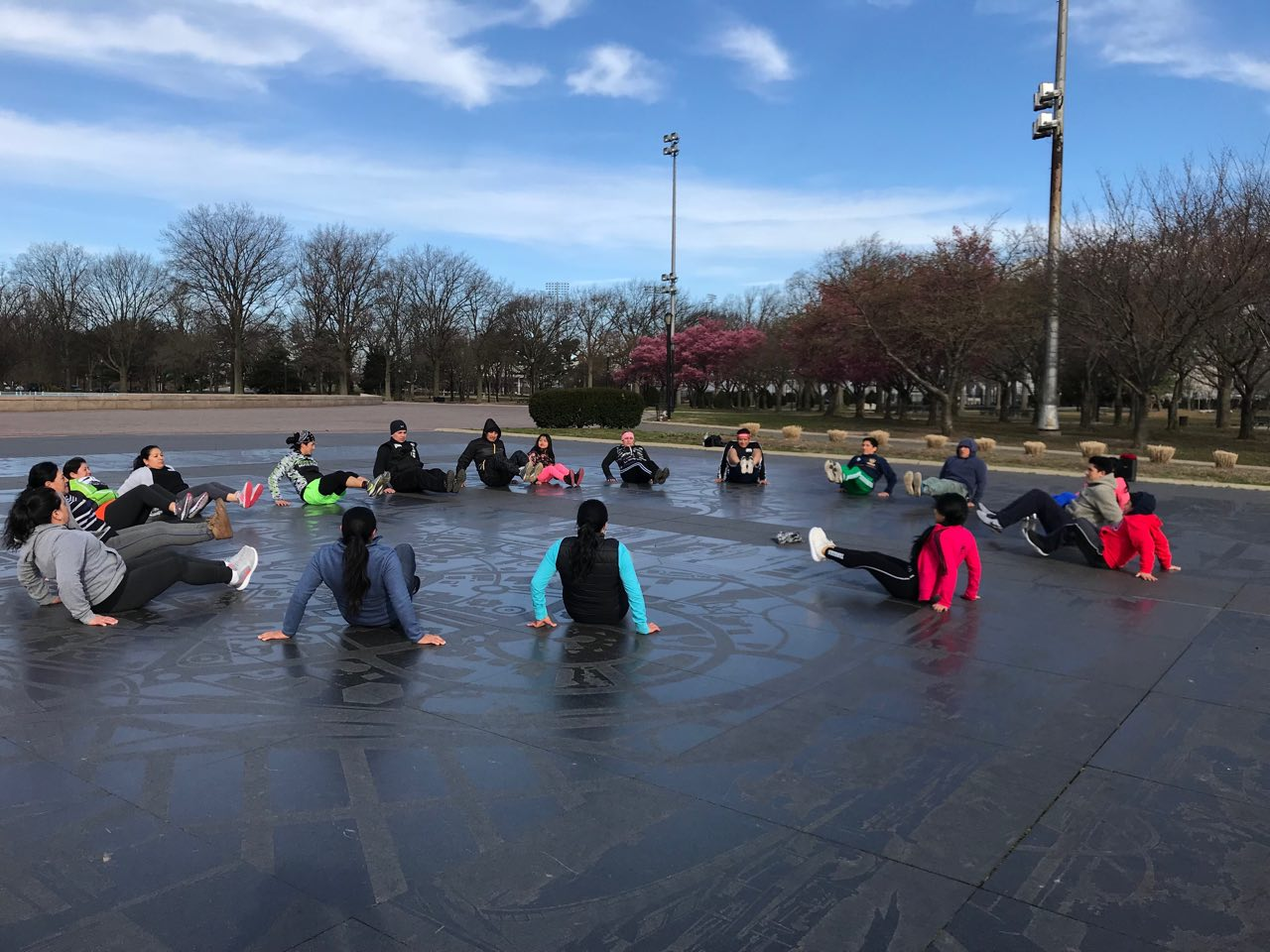 Flushing Meadows Corona Park Fitcamp.jpg