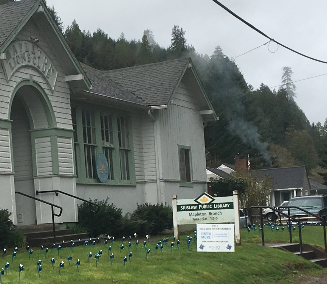 West Lane - The Lions Club at Siuslaw Public Library
