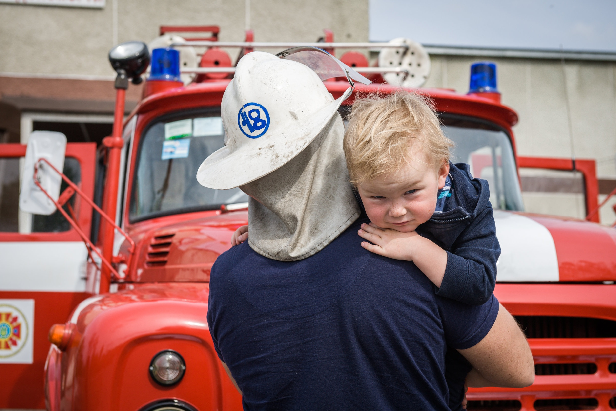 First responders: - When a family is in crisis, first responders is the most important one in showing compassion and connecting those in need to local resources.Your response is key: If families have a good experience with first responders, they are much more likely to reach out for help in the future.