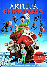Arthur-Christmas-this-girl-is-on-fire