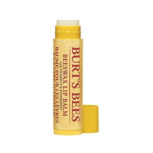 Burt's bees lip balm - £2.52, Amazon
