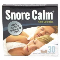 Snore Calm Chin-Up Strips £16.99