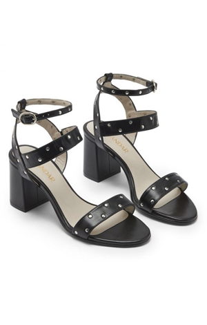 Block studded sandal, £85