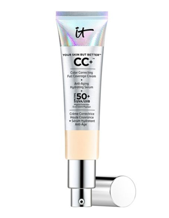 IT Cosmetics Your Skin But Better CC+ Cream, SPF 50+ £31, Boots