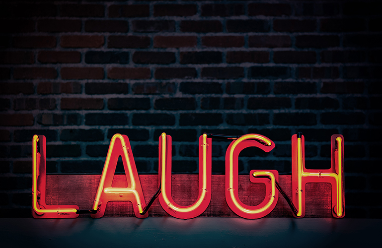 Why laughter really is the best medicine -