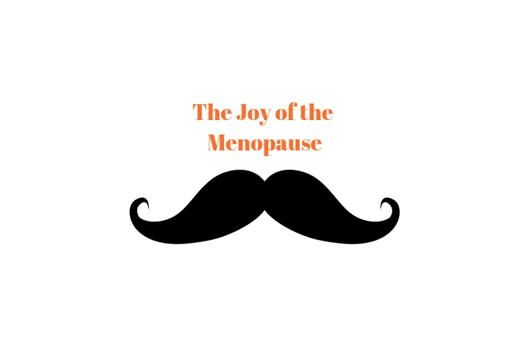 The joy of the menopause… -