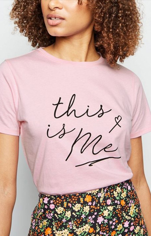 This is Me T-shirt, £8.99, New Look