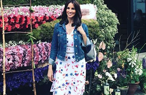 How to wear florals -