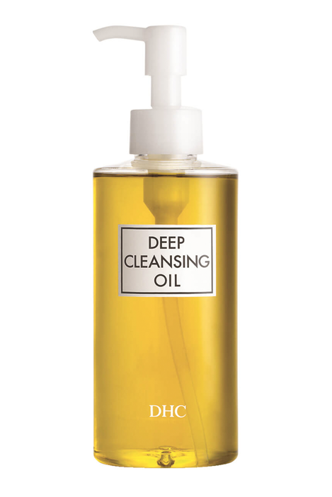 DHC Deep Cleansing Oil, £12.50