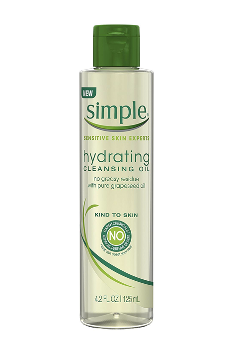 Simple Hydrating Cleansing Oil, £4.66