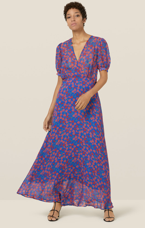 Vivienne Floral Dress, £139, Finery London
