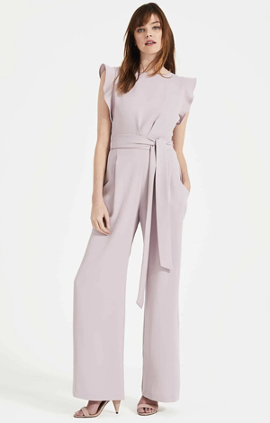 Victoriana jumpsuit, £85, Phase Eight