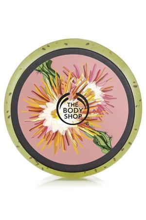 Cactus Blossom Body Scrub, £15, The Body Shop