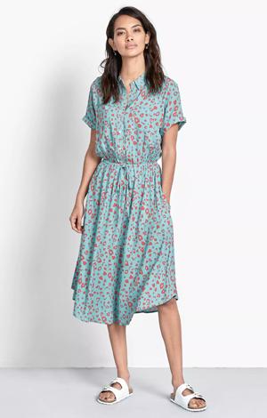Hattie leopard print dress, £75