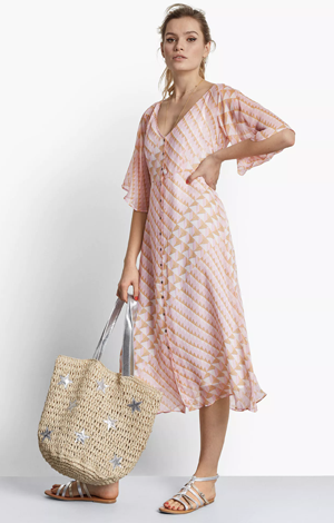 Dantine dress, £110