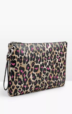 Jackson clutch bag, £29
