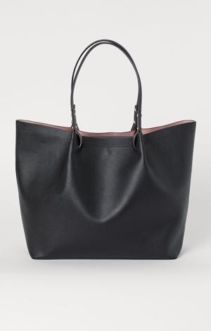 Large Shopper, £17.99, H&M